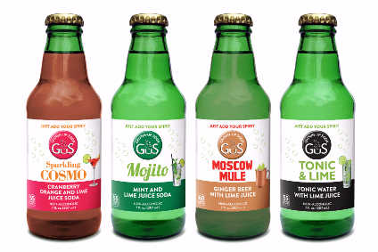 Utmost Brands Grown-up Soda Sparking Cocktail Mixers