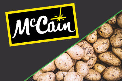 McCain - confirmed closure of California plant