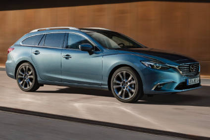 No Styling Changes For 2017 Mazda6 Tourer G Vectoring Control The Main News