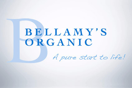 Bellamys Australia issues China registration update