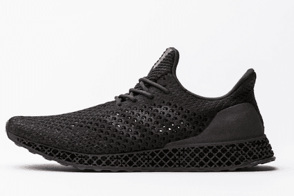 Adidas 3D printed shoe went on sale this week