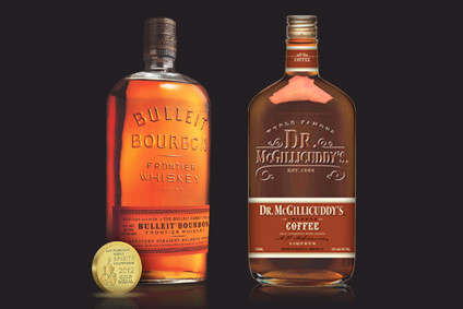 Diageo alleges that Sazerac has copied the packaging of Bulleit for the Dr McGillicuddys liqueurs and whiskies range