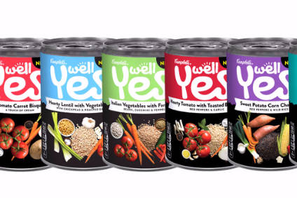 Campbells said new ranges features simple and nutritious ingredients