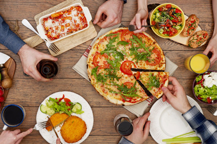 Pizza among categories to be targeted