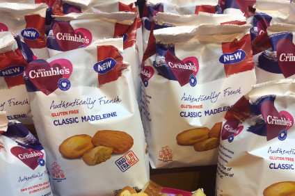 Mrs Crimbles member of new UK gluten-free association
