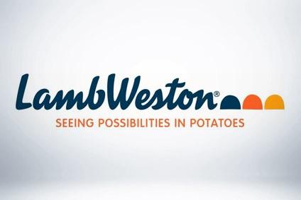 "Lamb Weston - outlook is ""volatile"""