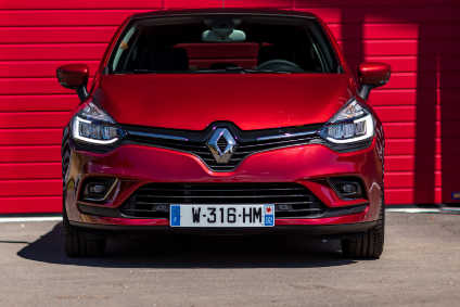 The Renault Clio will become a Samsung too