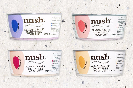 Nush Foods founded in 2014