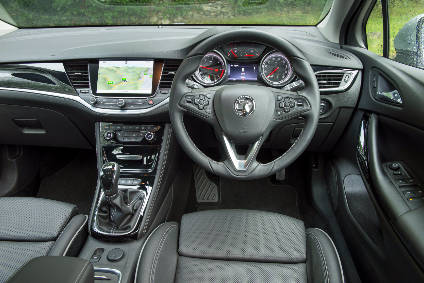 Interior Design And Technology Vauxhall Astra Automotive