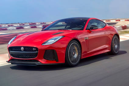 There are now up to 28 F-TYPE variants