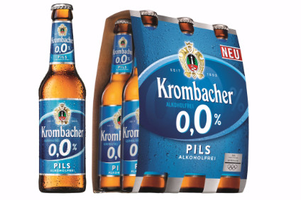 Krombachers Krombacher 0.0% range - Product Launch