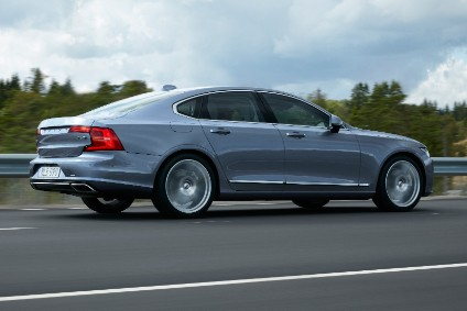 Ysis New Safety Tech For 2017 Volvo S90 Automotive Industry Just Auto
