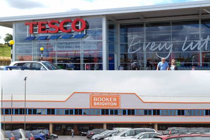 Tesco wants to grow with Booker acquisition