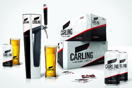 Molson Coors silent on Carling abv challenge in UK