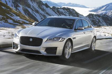 XF helped Jaguar sales to rise by 20% in January