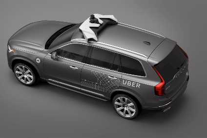 Uber to buy 24,000 Volvo XC90s | Automotive Industry News | just-auto