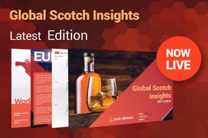 The latest Global Scotch Insights report from just-drinks and The IWSR was published earlier this year