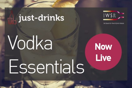 just-drinks Vodka Essentials