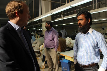 KiK launches building safety initiative in Pakistan