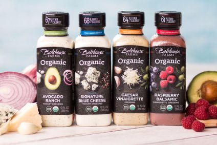 Campbell Soup Co. debuts Bolthouse Farms organic dressings line