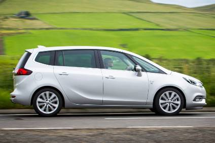 Opel Zafira 2018 >> Does Grandland X Mean The End For Vauxhall Zafira Automotive