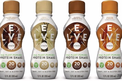 Hormel Foods launches plant-based protein brand Evolve