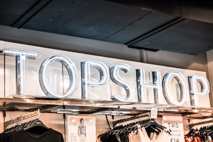 Full year sales at Topshop and Topman fell 9.9%