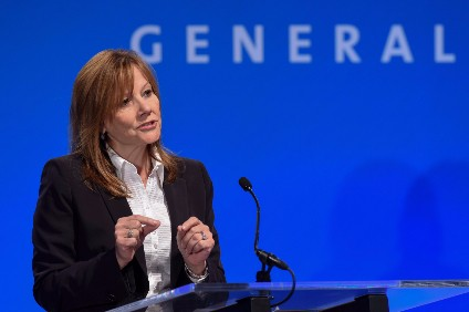 "GM CEO Mary Barra: ""Recent developments in North America make it clear this is the right thing to do now."""