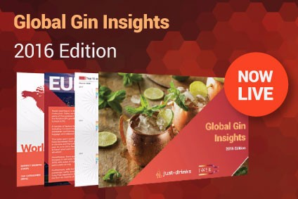 Premium lift set to counter mainstream slump in global gin category - research