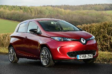 Revised Zoe features new alloy wheels