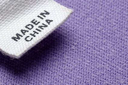 China saw shipments of apparel to the US soar 174.4% in March
