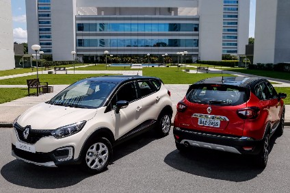 Renault Brazil Places Second Suv Bet On Table Automotive