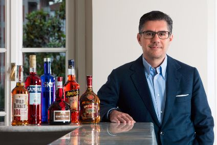 Campari Group CEO Bob Kunze-Concewitz on vodka's US problem, Forty Creek's upcoming expansion and cannabis hurdles