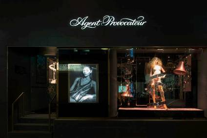 Agent Provocateur went into administration last month