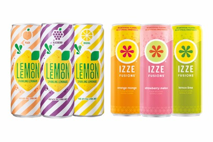 PepsiCo launches calorie-conscious Lemon Lemon, Izze Fusions in