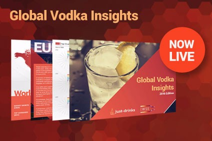 Global sales slide masks premium opportunity for vodka - research