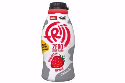 Muller shakes up Frijj range in UK
