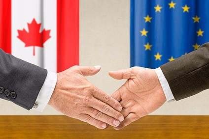 CETA will come into provisional force once it has also been ratified on the Canadian side