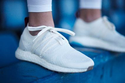 2786e23d80a Adidas by Stella McCartney has unveiled the German sportswear giant's  latest offering from its collaboration with sustainability group Parley for  the Oceans ...