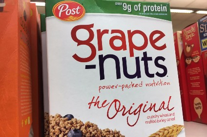 Grape-Nuts owner Post Holdings reported underlying EPS that missed analyst forecasts