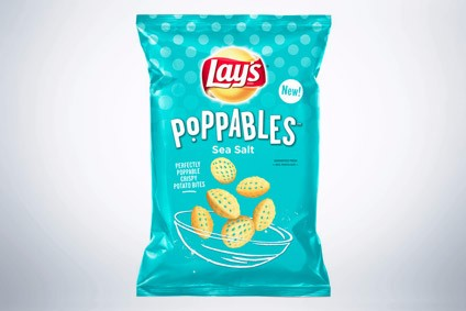 PepsiCo launches Lays Poppables