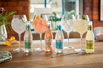 "Shackleton said a move by Diageo for Fever-Tree may not be ""pie in the sky"""