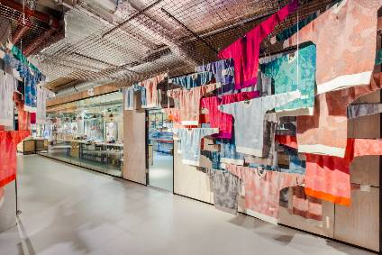 Adidas mulls roll-out of in-store