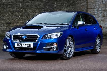 Levorg gains EyeSight driver assistance system