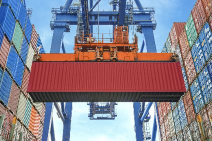 Freight shipping faces a global shortage of containers