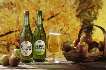 SHS Drinks' Merrydown Crisp Apple Cider - Product Launch