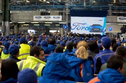 Fords new hires announcement is a boost for its Romanian plant and the local economy