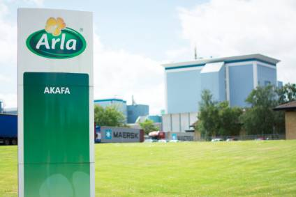 Arla chairman Ake Hantoft to retire in July