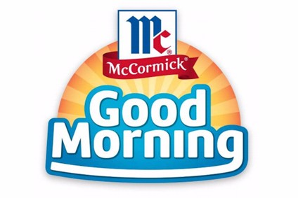 McCormick to enter breakfast category with Good Morning line