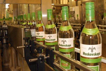 SPI Groups Moskovskaya vodka is available in about 40 markets worldwide
